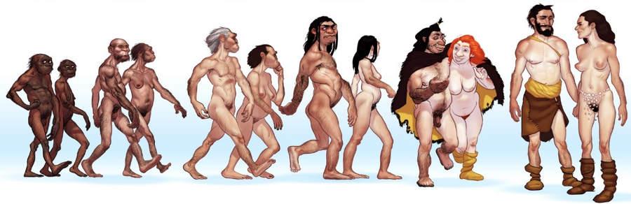 Evolución Entender a las mujeres
