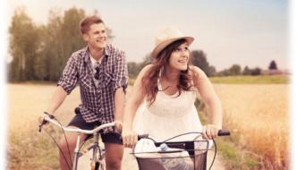 Buenos hábitos en parejas felices