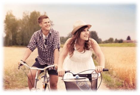 Mejores hábitos en parejas felices